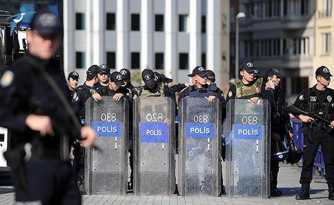 81 ilde 12 bin polisle operasyon: Bin 848 kişi gözaltına alındı