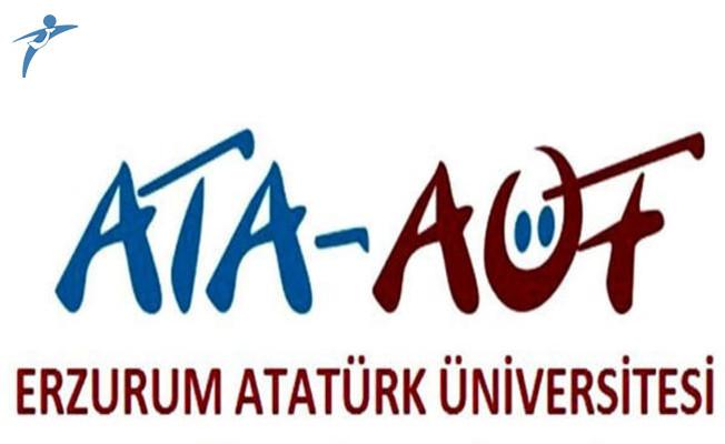ATA AÖF'den Bütünleme Sınavı Sınav Merkezi Değişikliği Duyurusu