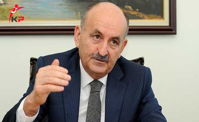 Çalışma Bakanı Müezzinoğlu'ndan Taşeron İşçilere Kadro Açıklaması