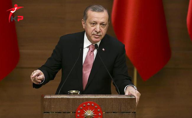 Cumhurbaşkanı Erdoğan: Vatandaşımız Hakkını Hükümet Sistemi Tarafından Kullanacağını İfade Etti
