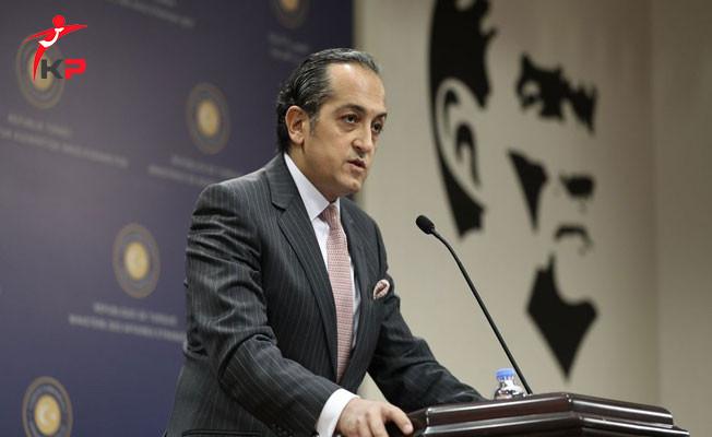 Dışişleri Bakanlığı Sözcüsü Müftüoğlu'nun İran Açıklaması