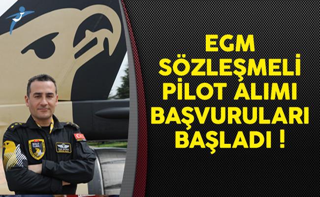 Emniyet Genel Müdürlüğü (EGM) Sözleşmeli Pilot Alımı Başvuruları Başladı