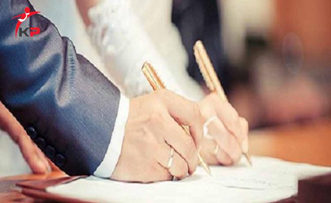 Evlenecek Çiftlere Çeyiz Hesabı ile Devlet Katkı Sağlıyor