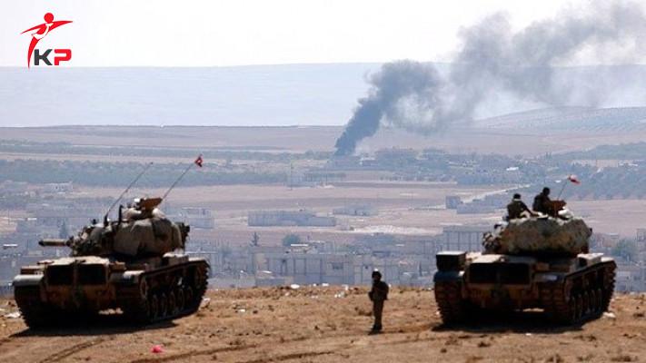 Fırat Kalkanı Harekatı'nda Teröristler Etkisiz Hale Getirildi