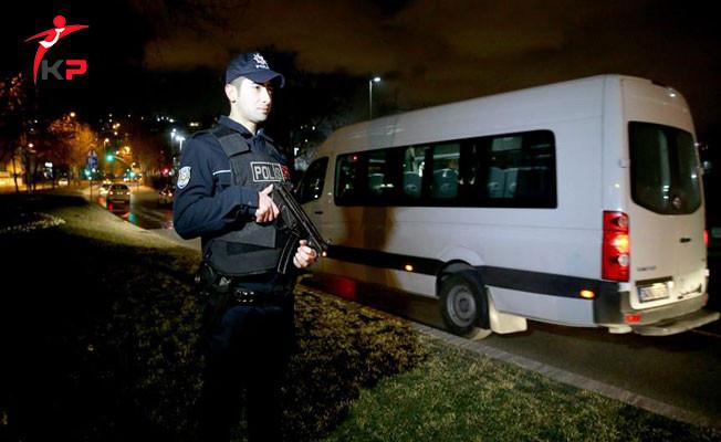 İstanbul'da 5 Bin Polisle Asayiş Uygulaması Gerçekleştirildi