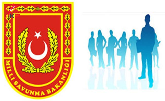 Milli Savunma Bakanlığı (MSB) 135 Memur Alımı Başvuru Sonuçları Açıklanıyor
