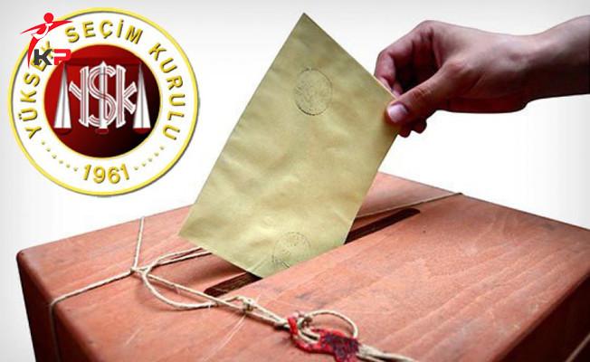 Yurt Dışı Seçmen Kütüğüne İlişkin Yüksek Seçim Kurulu (YSK) Kararı Resmi Gazete'de Yayımlandı