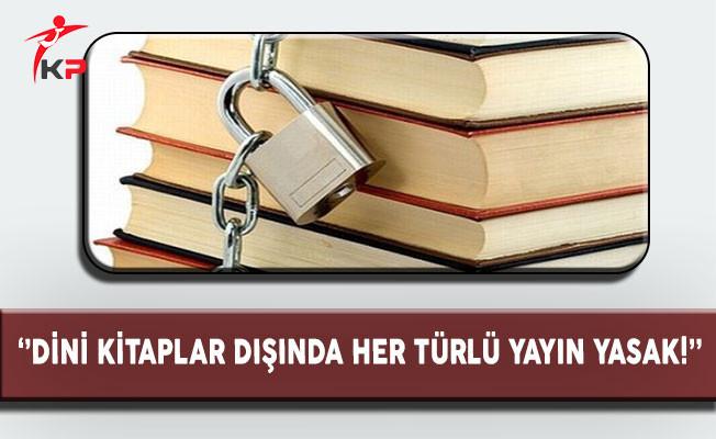 Adalet Bakanlığın'dan Kitap Kısıtlamalarına Yönelik Basın Açıklaması