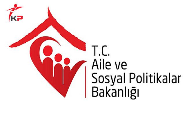 Adana Aile ve Sosyal Politikalar İl Müdürlüğü Personel Alım İlanı