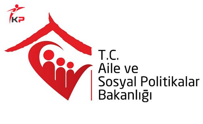 Ağrı Aile ve Sosyal Politikalar İl Müdürlüğü ASDEP Personel Alım İlanı