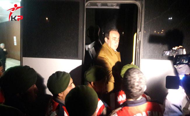 Alaattin Çakıcı Gece Yarısı 50 Asker Eşliğinde Hastaneye Getirildi