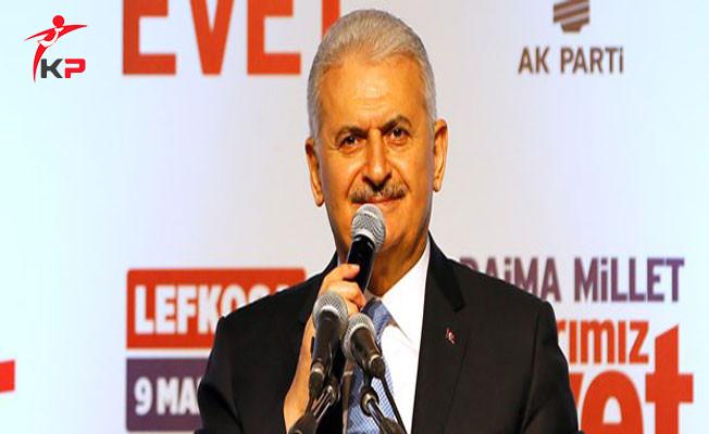 """Başbakan Binali Yıldırım: """"Korkunun Ecele Faydası Yok"""""""