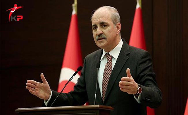 """Başbakan Yardımcısı Numan Kurtulmuş: """"Makul Çoğunlukla Zıtlaşarak Siyaset Olmaz"""""""