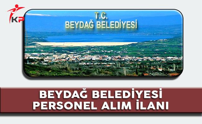 Beydağ Belediyesi Sözleşmeli Ekonomist Alım İlanı