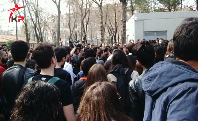 Bilgi Üniversitesi'nde 8 Mart Etkinliğine Bıçaklı Saldırı