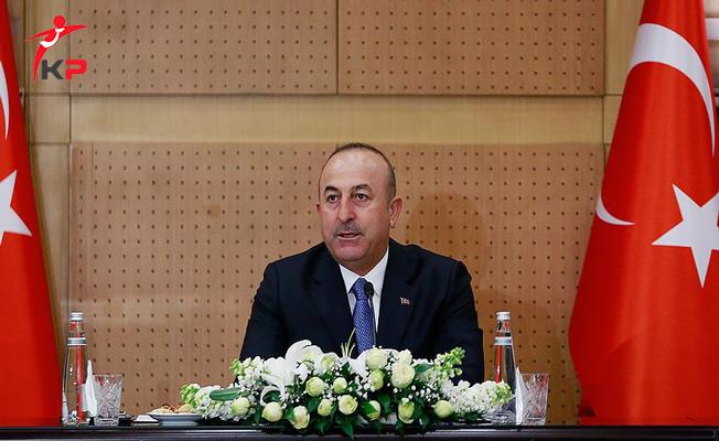 Dışişleri Bakanı Çavuşoğlu'ndan YPG Açıklaması!