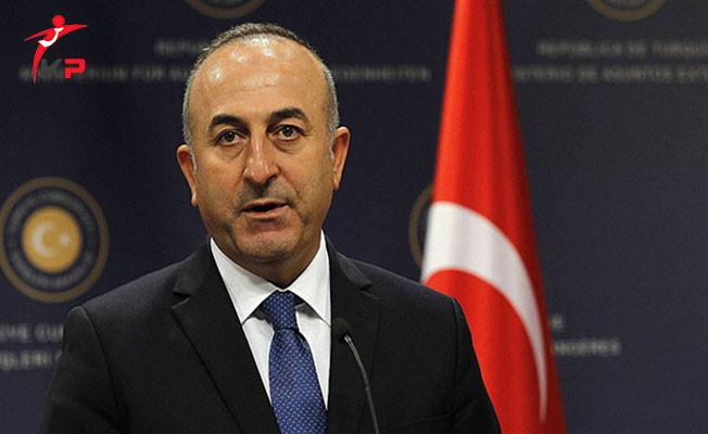 Dışişleri Bakanı Mevlüt Çavuşoğlu Anayasa Değişikliğine Dair Bilgi Verdi