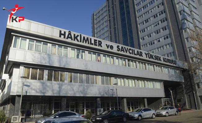 HSYK'nın Yeni İhtisas Mahkemeleri Belirlendi