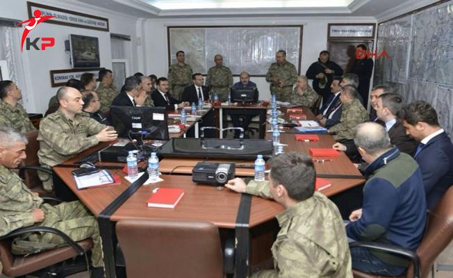 İçişleri Bakanı Soylu, Org. Güler ve Emniyet Genel Müdürü Altınok Lice'ye Gitti