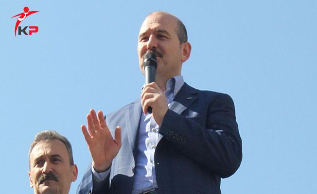 İçişleri Bakanı Süleyman Soylu: FETÖ ve PKK ile Birlikte Olmak Almanya'ya Yakıştı