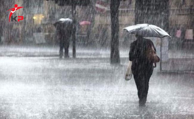 Meteoroloji'den İstanbul İçin Sağanak Yağış Uyarısı