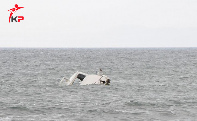 Son Dakika: Akdeniz'den Çok Kötü Haber! 147 Kişilik Tekne Battı