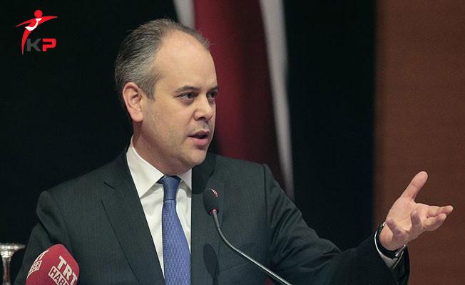 Spor Bakanı Kılıç'tan Almanya'nın Kararına Tepki