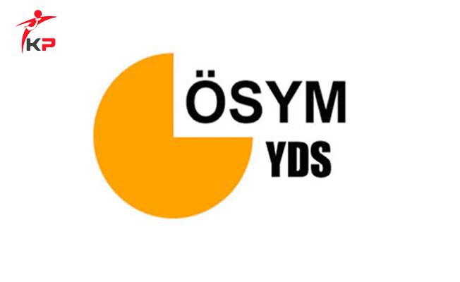 YDS Adayları '09.45' Kuralına Dikkat !