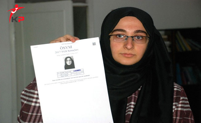 2017 YGS'de Sınavı İptal Edilen Kızın Yüzü Bu Kararla Güldü !