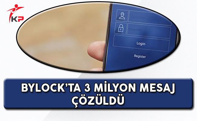 3 Milyon Bylock Mesajı Çözüldü!