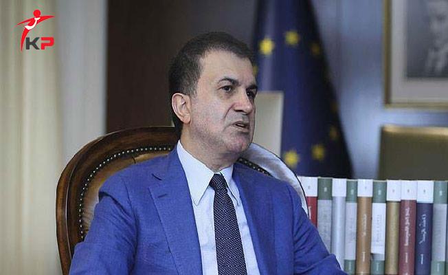 AB Bakanı Ömer Çelik'ten Mısır'daki Patlamaya İlişkin Kınama!