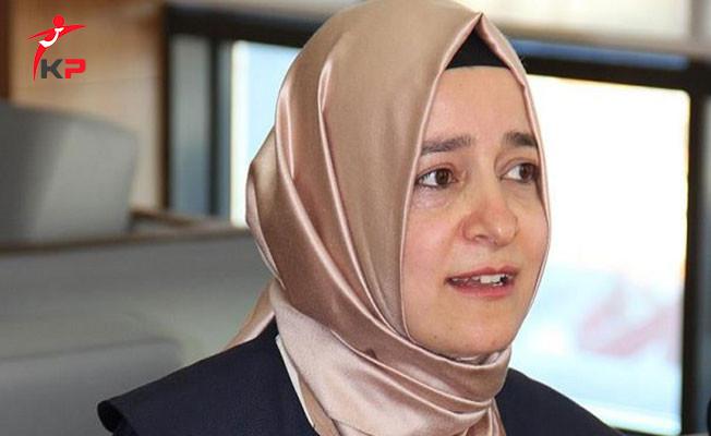 Aile Bakanı Kaya: Hayır Kampanyalarına Destek Çıkan Avrupa Ülkeleri Var