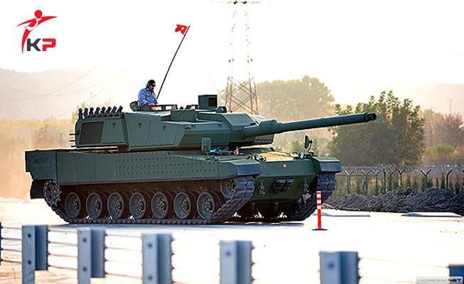 Altay Tankının Seri Üretimine Ne Zaman Geçileceği Belli Oldu