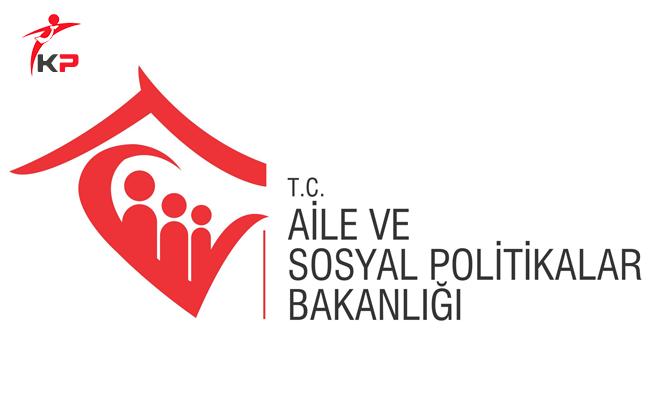 Antalya Aile ve Sosyal Politikalar İl Müdürlüğü ASDEP Alım İlanı