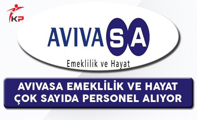AvivaSA Türkiye Geneli Personel Alıyor