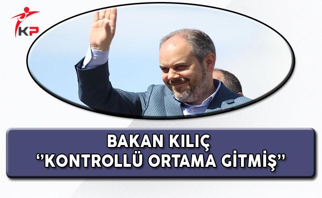 Bakan Kılıç, 16 Nisan'da EVET Çıkınca CHP'yi Kılıçdaroğlu'dan Kurtaracağız