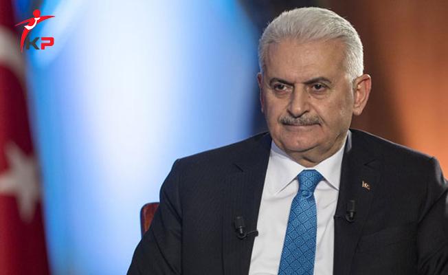 Başbakan Binali Yıldırım'dan Kılıçdaroğlu' na Sert Sözler: Yazıklar Olsun