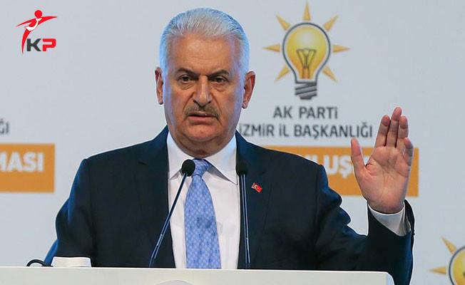 Başbakan Yıldırım'dan Hayır Kampanyalarına İlişkin Açıklama