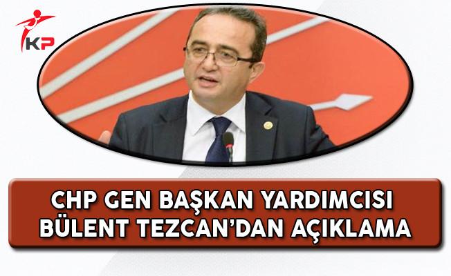 CHP Genel Başkan Yardımcısı Tezcan: YSK Seçim Hilesine Fırsat Vermiştir!