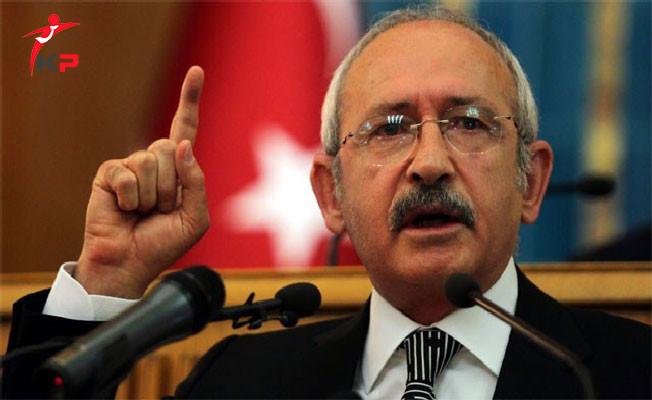 CHP Genel Başkanı Kemal Kılıçdaroğlu: Ben Olmasam Miting Bile Yapamayacaklar!