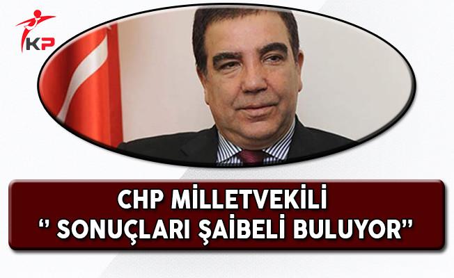 CHP Milletvekili Erdoğan Toprak: Kılıçdaroğlu Sonuçları Şaibeli Buluyor!!