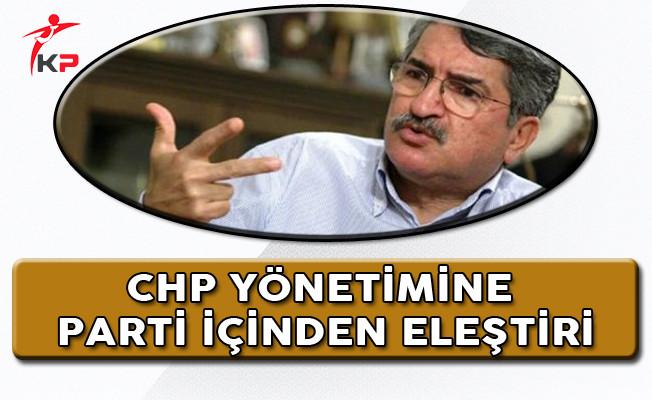 CHP Yönetimine Parti İçinden Eleştiri!
