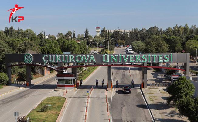 Çukurova Üniversitesi Akademik Personel Alım İlanı
