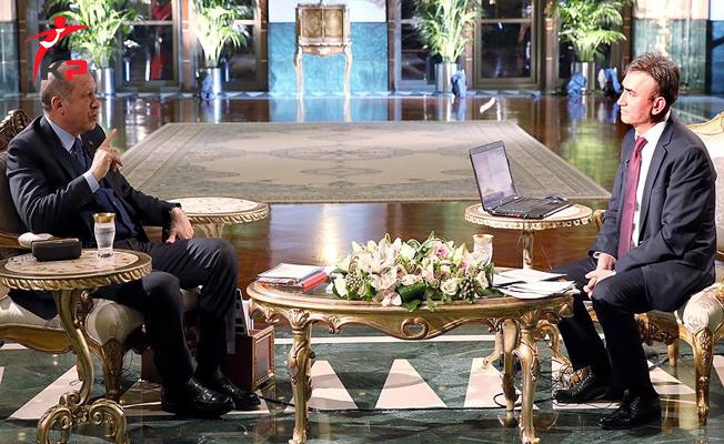 Cumhurbaşkanı Erdoğan Hayır Oyu Vereceklere Çağrıda Bulundu