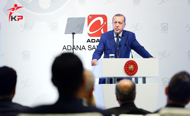 Cumhurbaşkanı Erdoğan: Hizmet Eden Bir Ekonomimiz Var !
