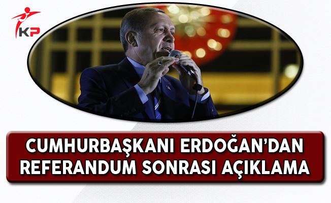 Cumhurbaşkanı Erdoğan Kulliye'den Halka Seslendi!!