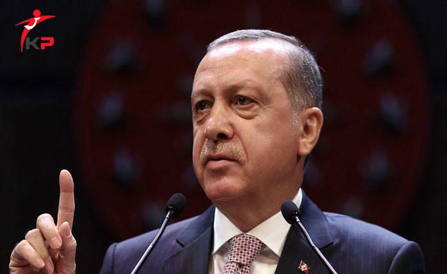 Cumhurbaşkanı Erdoğan: Ülke Batsın Erdoğan Olmasın!