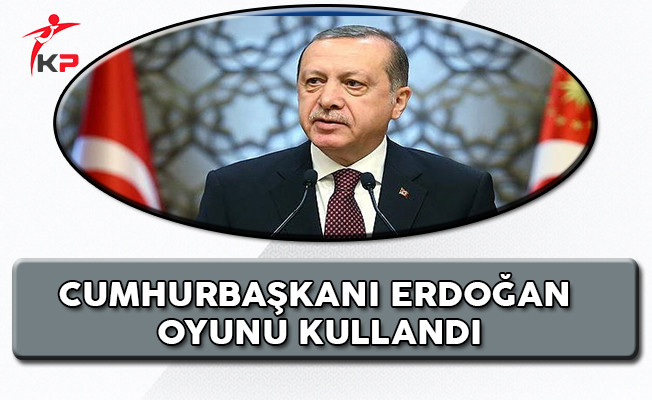 Cumhurbaşkanı Recep Tayyip Erdoğan İstanbul'da Oy Kullandı