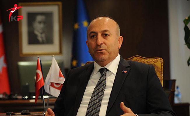 Dışişleri Bakanı Mevlüt Çavuşoğlu: İki Ülke Arasında Taraf Tutma Yok