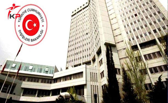 Dışişleri Bakanlığı En Az Lise Mezunu Sözleşmeli Memur Personel Alıyor